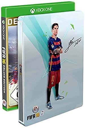 FIFA 16 Deluxe - Steelbook Edition (Xbox One)