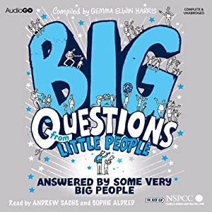 Big Questions from Little People | [Gemma Elwin Harris, AudioGO Ltd]