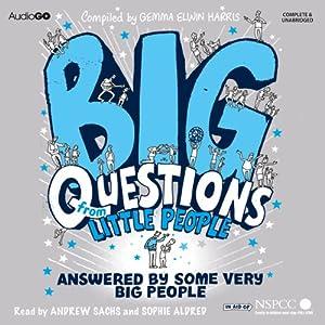 Big Questions from Little People | [Gemma Elwin Harris, AudioGO Ltd]