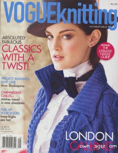 Vogue Knitting International