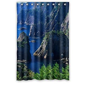 Luxury Theme Of Background Nature Shower Curtain 48 By 72 Home Kitchen