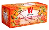 WISSOTZKY Blood Orange & Mandarin - NEW, 1.76-Ounce Boxes (Pack of 6)