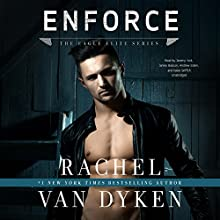 Enforce: The Eagle Elite Series Audiobook by Rachel Van Dyken Narrated by Jeremy York, James Babson, Andrew Eiden, Kaleo Griffith