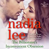 The Billionaire's Inconvenient Obsession: The Pryce Family, Book 2