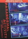 Paranormal Activity Trilogy (Paranormal Activity / Paranormal Activity 2: Unrated Director's Cut / Paranormal Activity 3) (Sous-titres français)