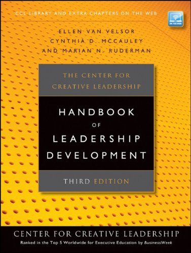 The Center for Creative Leadership Handbook of Leadership...