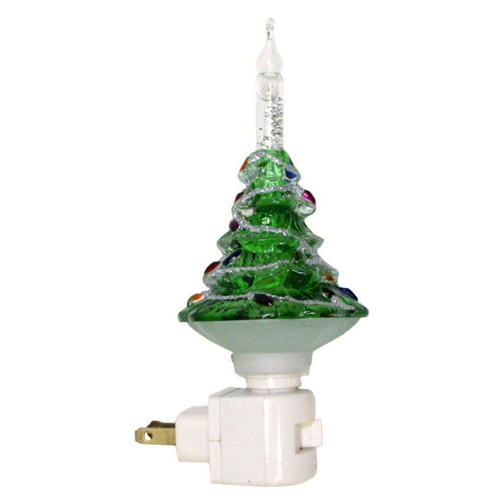 Christmas Tree Bubble Light Night Light