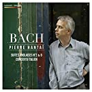 Bach : Suites Anglaises N�2 & 6 / Concerto Italien
