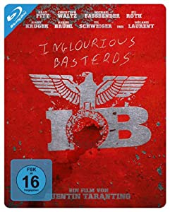 Inglourious Basterds - Steelbook [Blu-ray]