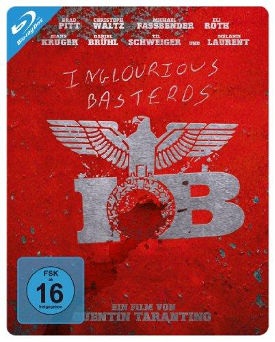 Inglourious Basterds - Steelbook [Blu-ray]