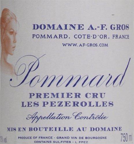 2006 Domaine A.-F. Gros Pommard Les Pezerolles Burgundy Pinot Noir 750 Ml