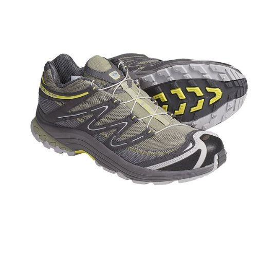 Salomon Women's XA Comp 4 Trail Running Shoe,Light Clay-X/Autobahn/Fizz,12 M US