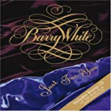 echange, troc Barry White, Love Unlimited Orchestra - Just for You (coffret 3 CD)