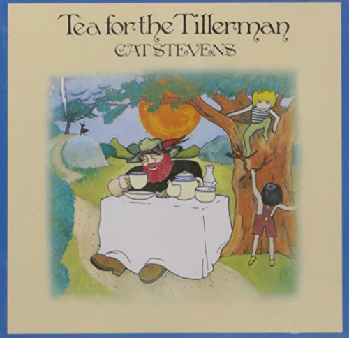Cat Stevens - Tea For The Tillerman (Remastered) - Zortam Music
