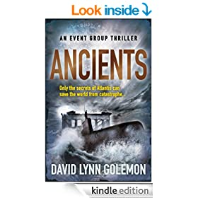 Ancients: Event Group Thriller #3 (Event Group Thriller 3)