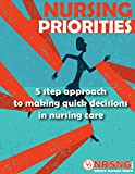 img - for Nursing Priorities: 5 Step Approach to Making Quick Decisions in Nursing Care (Decision Making in Nursing) book / textbook / text book