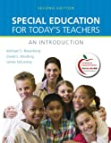 img - for Special Education for Today's Teachers: An Introduction (2nd Edition) book / textbook / text book