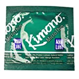 Kimono Microthin Condoms with Aqua Lube 12 Pack ~ Kimono