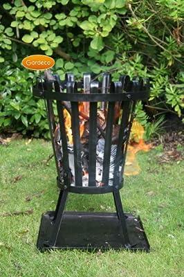 Garden Brazier Incinerator 51cm X 36cm from UK-Gardens