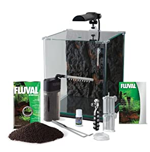 Fluval Flora Aquatic Plant Kit, 7.9-gallon