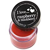 I Love...Raspberry & Blackberry Glossy Lip Balm 15g