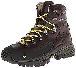 Vasque Women\'s Eriksson Gore-Tex Hiking Boot, Coffee Bean/Primrose Yellow,8 W US