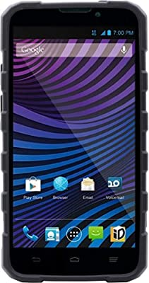 Body Glove DropSuit Rugged Case for ZTE - Sprint Vital (Sprint) - Retail Packaging - Black by Body Glove