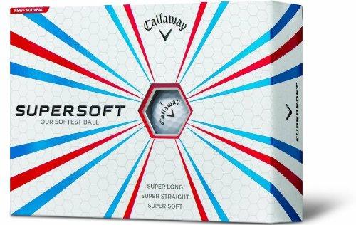 2014 Callaway Golfbälle Dutzend Supersoft