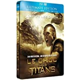 Le Choc des Titans [Ultimate Edition bo�tier SteelBook - Combo Blu-ray + DVD]par Sam Worthington