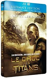 Le Choc des Titans [Ultimate Edition boîtier SteelBook - Combo Blu-ray + DVD]
