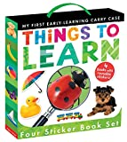 img - for My First Sticker Book Set: Things to Learn book / textbook / text book