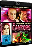 Image de The Canyons [Blu-ray] [Import allemand]