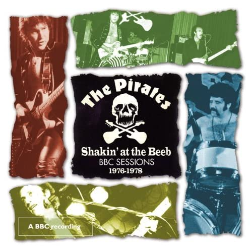 Shakin' at the Beeb: The Complete BBC Sessions 1976-1978