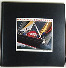 Nautical Quarterly Number 48 Winter 1989 -  Sailing Boats Hardcover - FOL