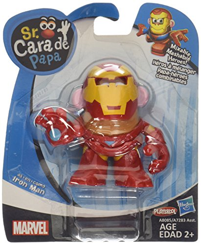 Mr. Potato Head Iron Man Mixable Mashable Heroes Mr. Potato Head as Iron Man Figure - 1