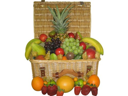 Fruit-4U Tropical Hamper
