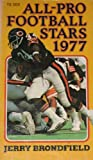 img - for All-Pro Football Stars 1977 book / textbook / text book