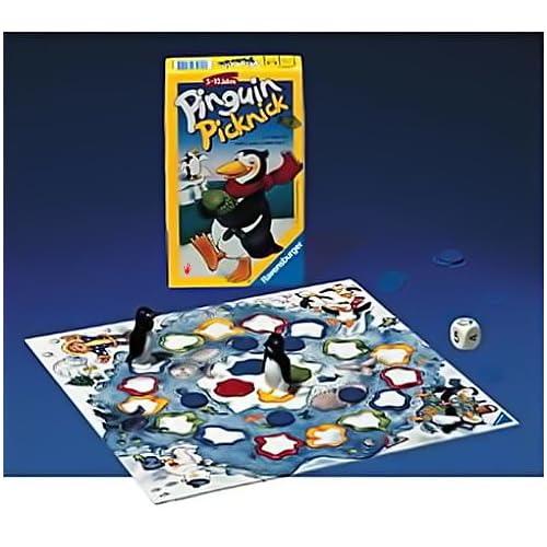 Pinguin Picknick (Spiel) als Geschenk