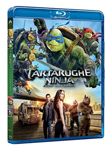 tartarughe ninja 2 - fuori dall'ombra blu-ray BluRay Italian Import