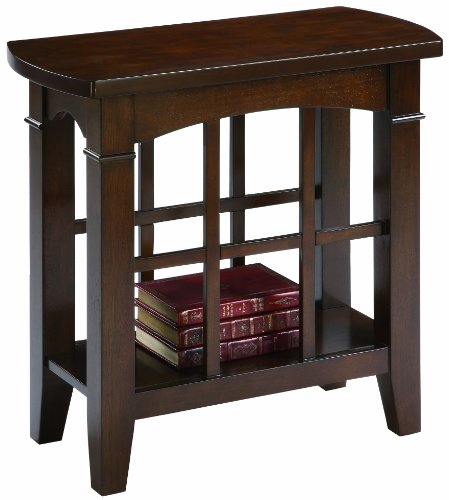 Crown Mark Camino Chair Side Table