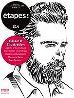 Etapes, N° 214, juillet-août : Dessin et illustration