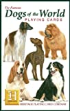 Heritage Playing Cards. Dogs Of The World. [Toy]