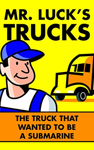 Free Kindle Book : Kids Truck Books: Mr. Luck