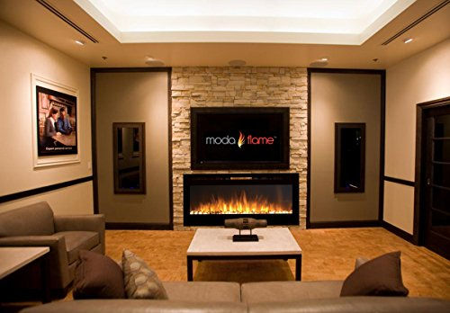 Wall Mount Electric Fireplace Reviews - cover