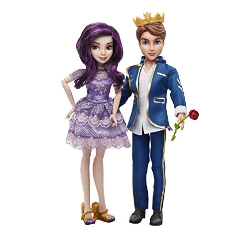 Disney Descendants Mal and Ben