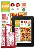 Food Network Magazine All Access + Free Tote Bag