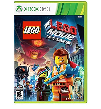 The LEGO Movie Videogame - Xbox 360 Standard Edition