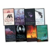 Marcus Sedgwick Marcus Sedgwick 8 Books Collection Pack Set RRP: £52.92 (The Kiss of Death, The Dark Flight Down, The Foreshadowing, Witch Hill, Floodland, Blood Red, Snow White, Revolver, The Dark Horse)