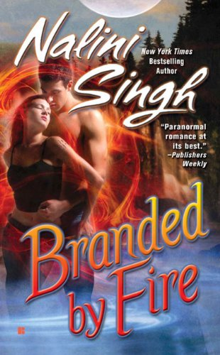 Image of Branded by Fire (Psy-Changelings, Book 6)