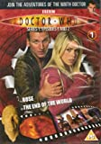 Doctor Who Dvd Files #1 - Series 1 Episodes 1 & 2 - Rose & The End Of The World - DVD ONLY